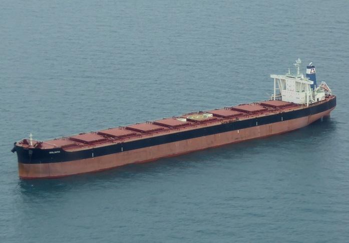 Goliath ship