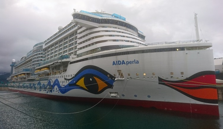 AIDAperla cruise