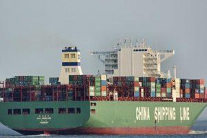CSCL Mercury ship