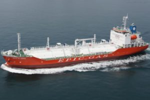 Epic Baluan LPG carrier