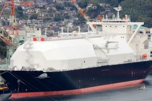 LNG Mars carrier