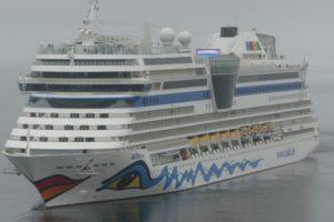 AIDAmar cruises