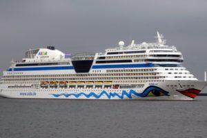 AIDAmar vessel