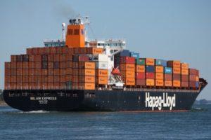 Milan Express box ship