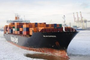 Milan Express container carrier