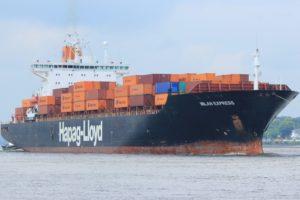 Milan Express ship
