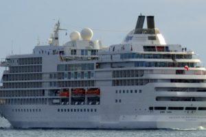 Seven Seas Navigator vessel