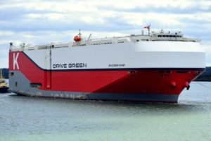 Drive Green Highway vehicle carrier