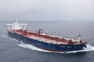 Front Earl tanker