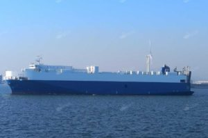 Nissho Maru car carrier