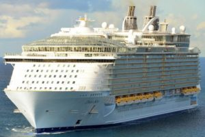 Oasis of the Seas cruises